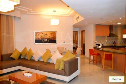 Beautifully Furnished 2BR Serviced Apartm
