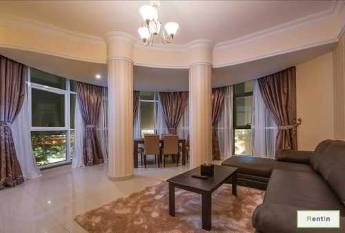 Attractive Furnished & Serviced 1Bedroom