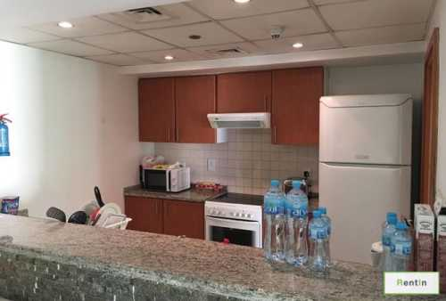 Furnished 1BR with Pool View  Al Alka. Greens