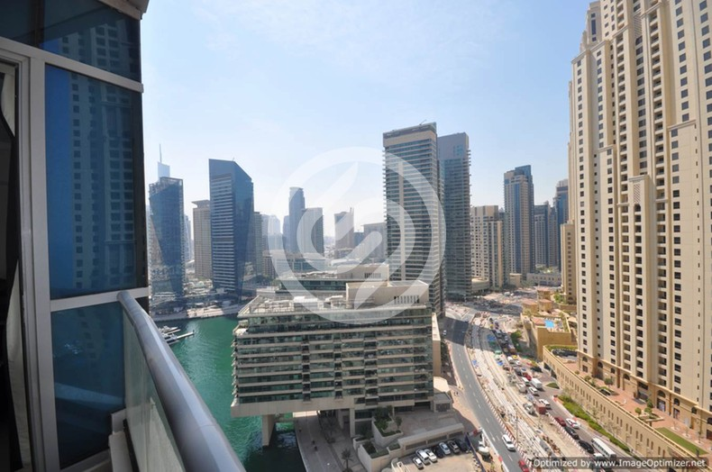 2 Bedroom Apartment for Rent in Dubai Marina