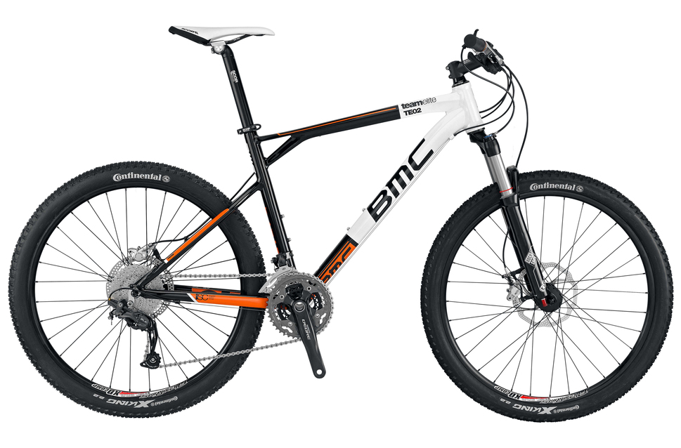 Bicycle 2012 TEAMELITE TE02 DEORE