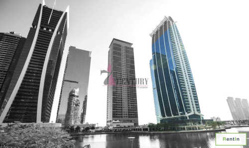 Jumeirah Lake Tower | Spacious fitted office