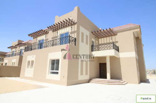 Type A | 6 BR Villa with Biggest plot area