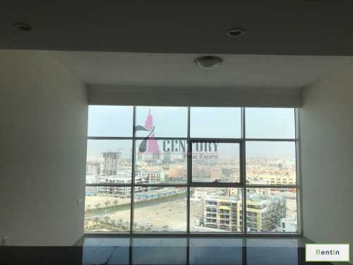 Brand New Ready Studio in Tallest Building in JVC