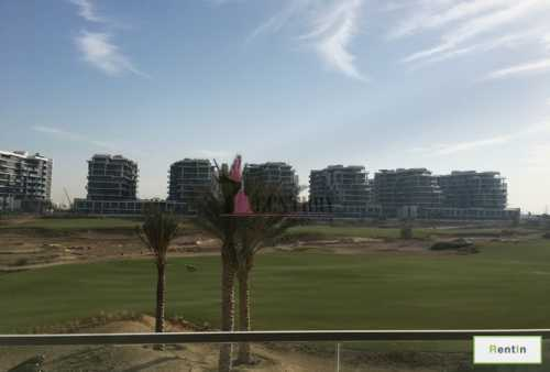 Golf Course view | Studio Apt in new building