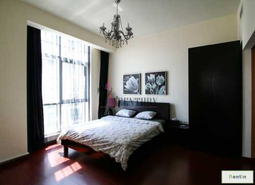 Fully Furnished 1BHK in Hamilton Residency