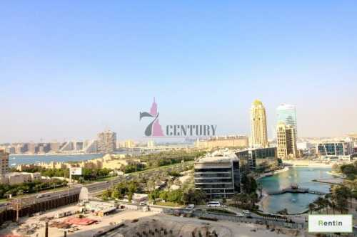 2 Bedroom Apt | Partial Sea View | Dubai Marina