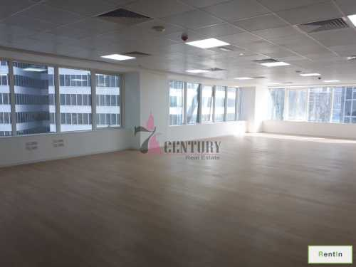 Spacious Fitted Office Space | Canal View