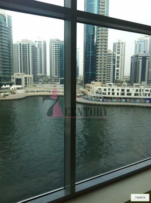 Full Lake view | Ready 2 BR Apt | Dubai Marina