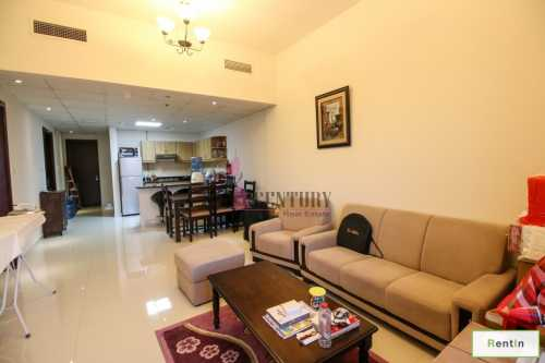Ready 2 BR Apt | Fully Furnished | Elite 5