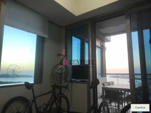 Amazing View of Sea | 2 BR Apt | Ocean Heights
