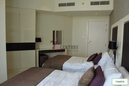Fully Furnished 2 BR Apt | Full Canal View