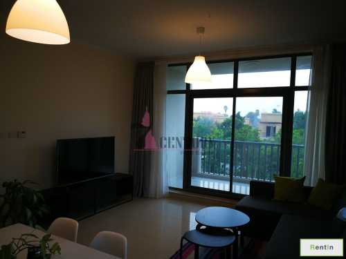 Elegant living 1 Bed Apartment in Greens