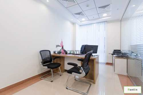 Fitted & Huge Office | Bay Square Business Bay