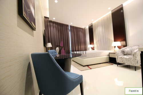 Brand New Studio | Fully Furnished | Upper Crest