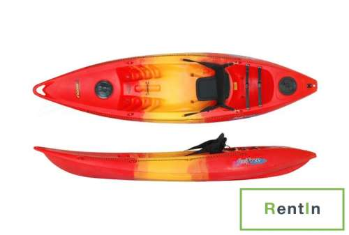 KAYAK FEEL FREE NOMAD SINGLE SIT