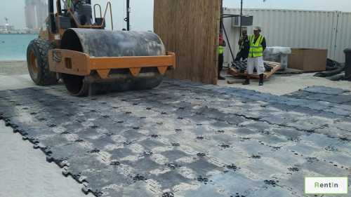 HEAVY DUTY OUTDOOR FLOORING FOR EVENTS AND SITE ACCESS