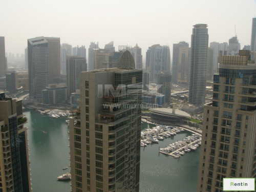 Marina Tower 2 Bedroom with Partial Marina View
