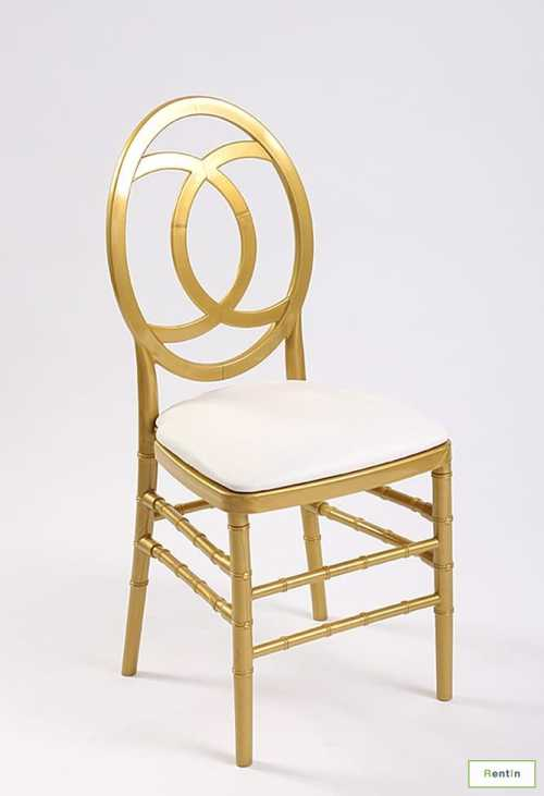 CHANNEL CHAIR (GOLDEN)