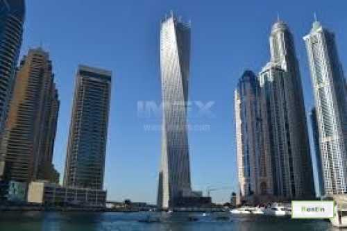 High Floor 1 B/R with full Sea View in Cayan