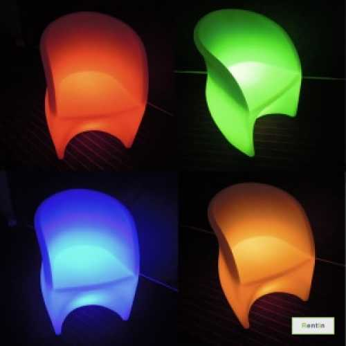 LED ARM CHAIR