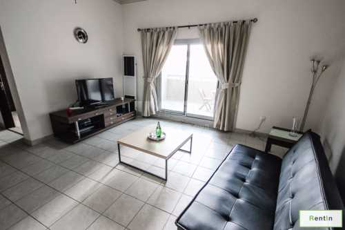 1Bedroom Apartment in Belvedere Tower, Dubai Marina