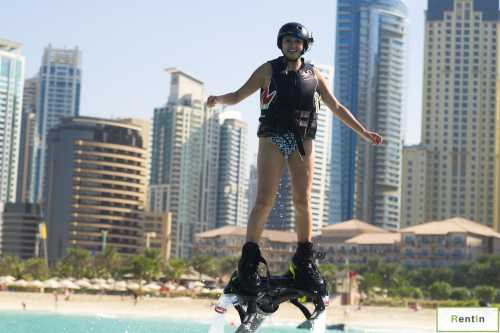 Flyboard Experience at JBR Beach