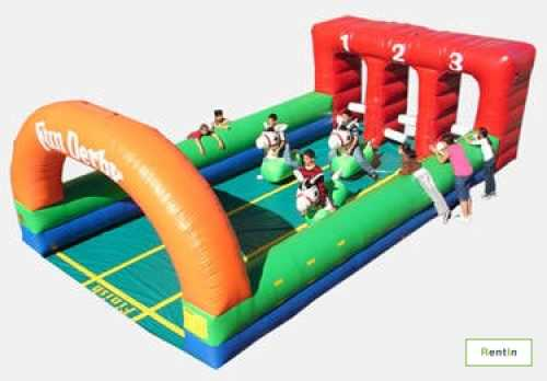 FUN DERBY INFLATABLE