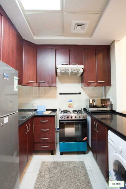 Studio Apartment in Discovery Gardens