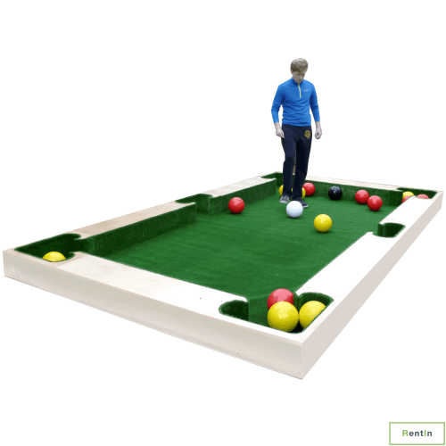 Foot Billiards 3 Mtrs X 2 Mtrs - #RF069