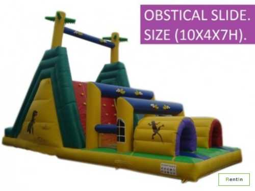 OBSTACLE SLIDE
