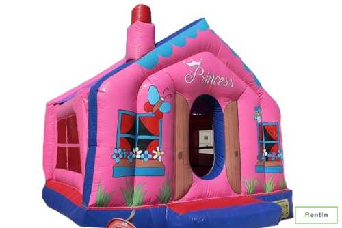 PINK HOUSE BOUNCY