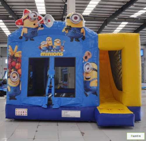 SMALL MINION BOUNCY