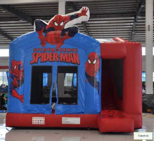 SPIDER MAN SMALL BOUNCY
