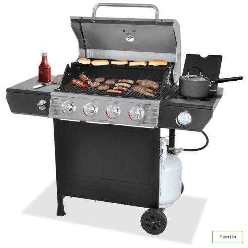 BBQ MACHINE (GAS)