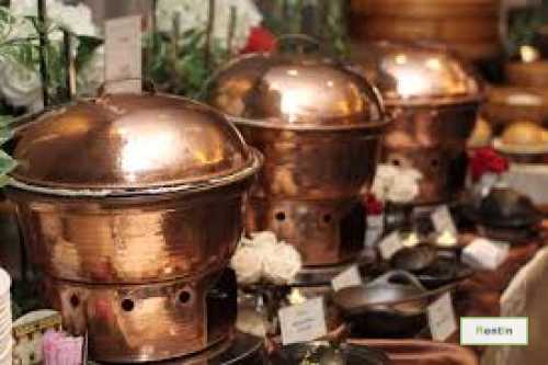 CHAFING DISH (COPPER)