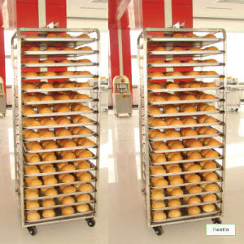 PASTRY TROLLEY
