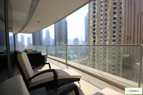 2 Bedroom in Trident Grand, Dubai Marina