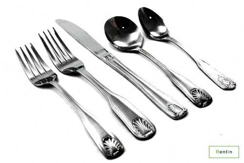 SPOONS, KNIFE AND FORKS