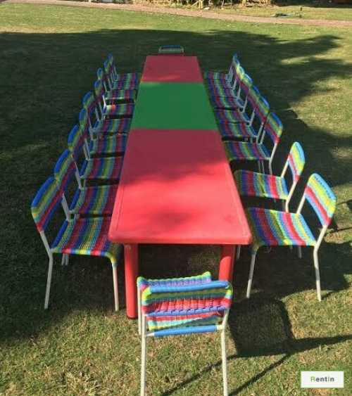 KIDS TABLES AND CHAIRS (BIRTHDAY PACKAGE)