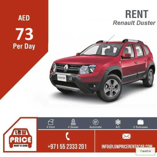Starting from AED 73 per day