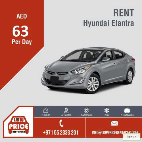 Starting from AED 63 per day