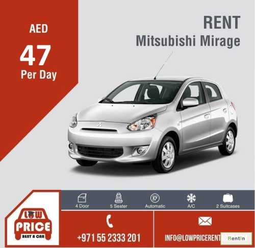 Starting from AED 47 per day
