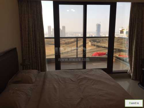 Fully Furnished Studio in Elite 8 Sports City