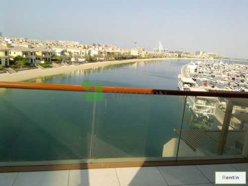 Stunning View Studio in Palm Views Palm Jumeirah