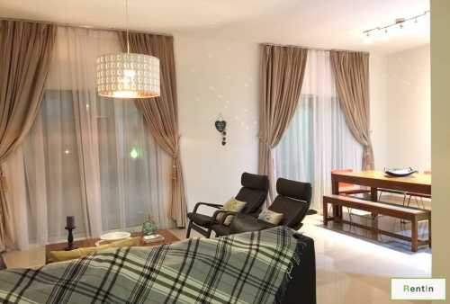 |BRAND NEW |FURNISHED | FLAMINGO  VILLA| MINA AL ARAB