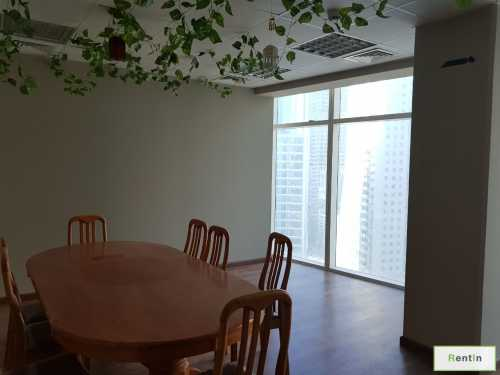 Beautiful Fully Fitted Office for rent in Park Lane Tower, Business Bay