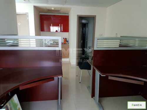 Furnished Ready Office Near Metro