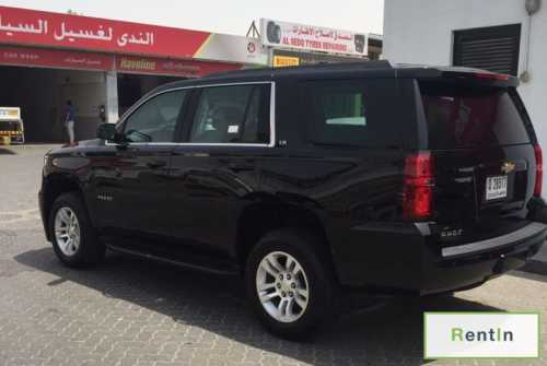 RENT CHEVROLET TAHOE IN DUBAI