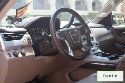 RENT GMC YUKON IN DUBAI